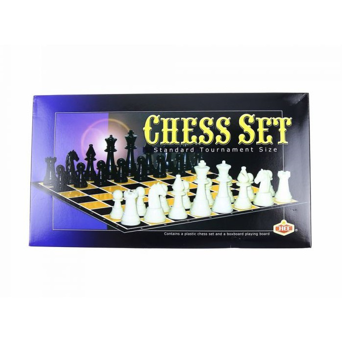 Hee Chess Set HT9999 (Standard Tournament Size)