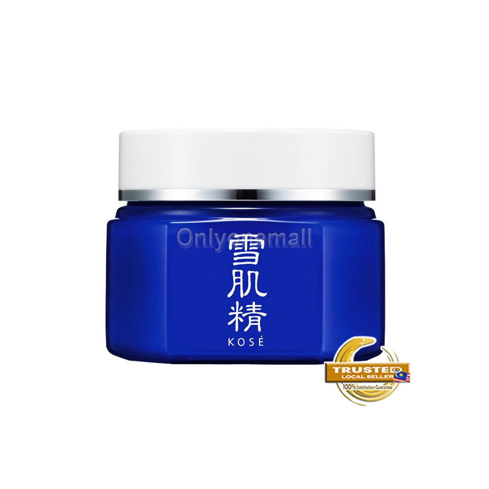 Kose SEKKISEI Cleansing Cream 151ml (With FREE Mystery Gift)