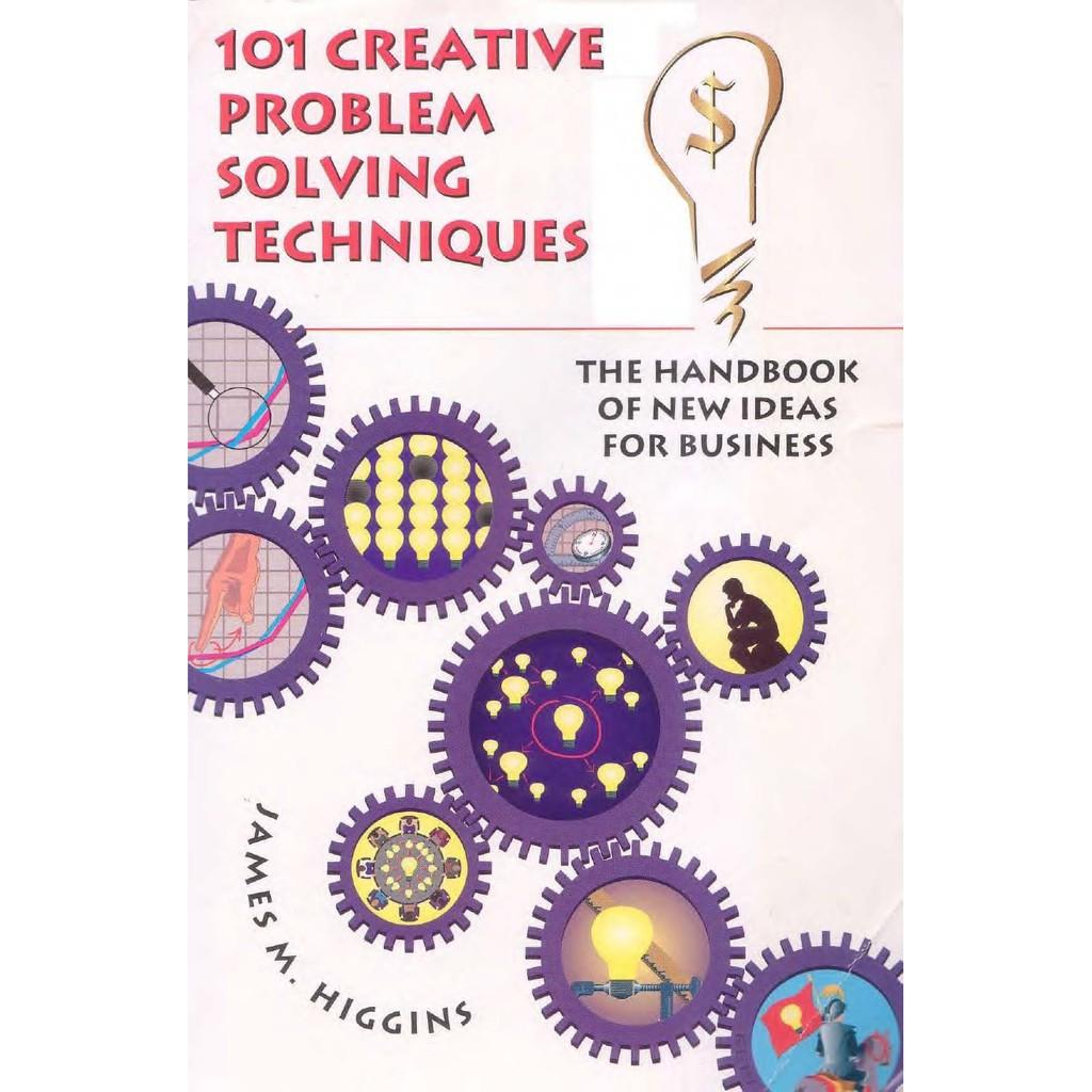101 Creative Problem Solving Techniques (ebook)