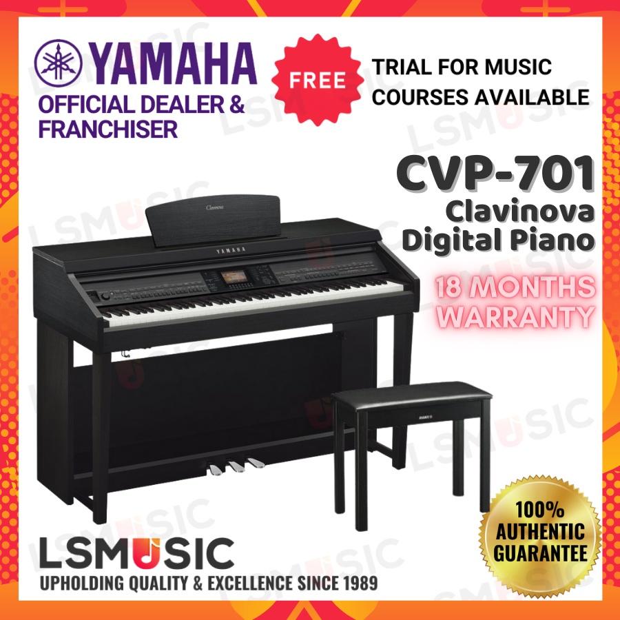 Yamaha Clavinova CVP-701 Digital Piano (CVP701 / CVP 701)