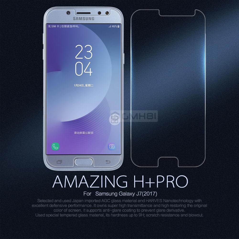 Samsung Galaxy A6 A6+ Plus 2018 Nillkin 9H 2.5D Tempered Glass Screen Protector | Shopee Malaysia