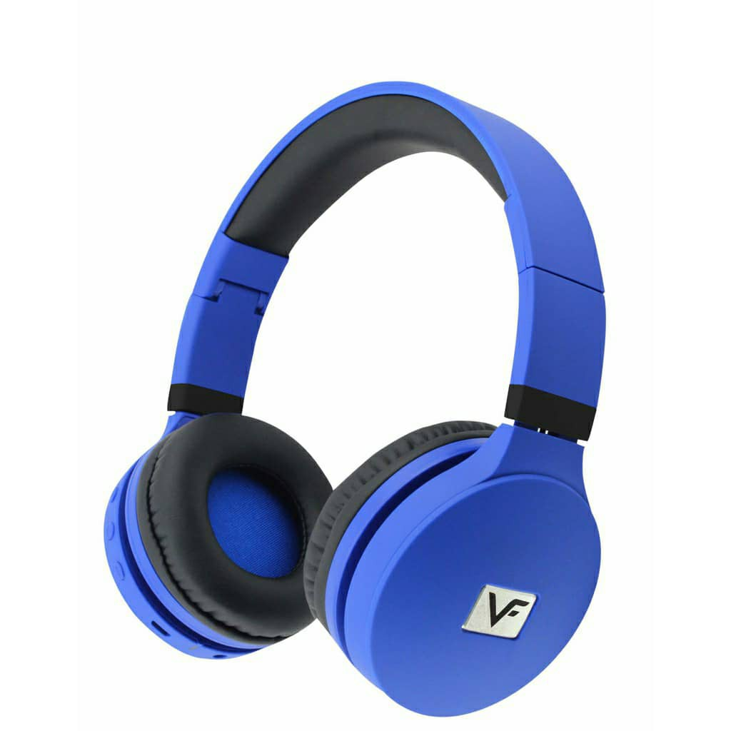 Vinnfier Elite 6 RGB | 2021 Version | High Performance Wireless Bluetooth Headset with Microphone Micro SD Card Slot Aux