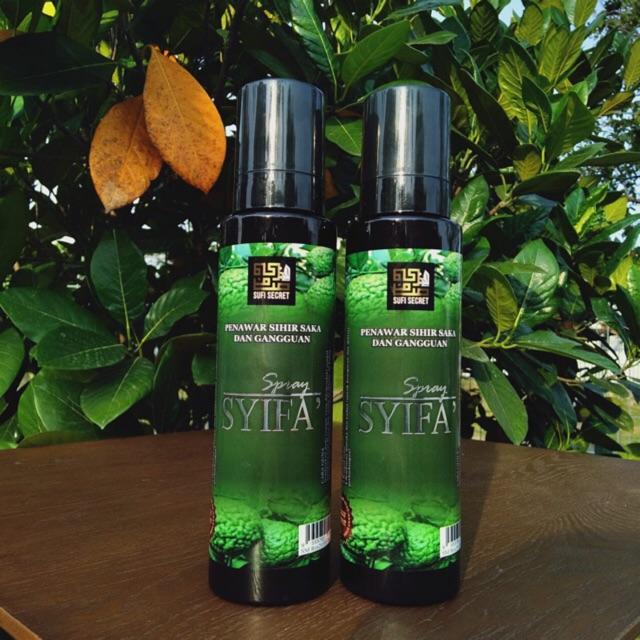 Spray Syifa' by Sufi Secret