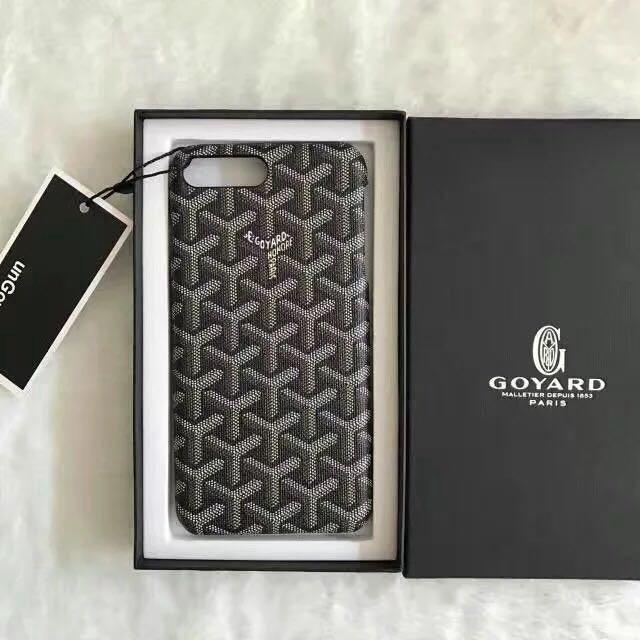 size 40 3d6b7 00477 Best Gift Box Goyard Mobile Shell iPhoneX i6 6splus Street s Mobile Shell  Case