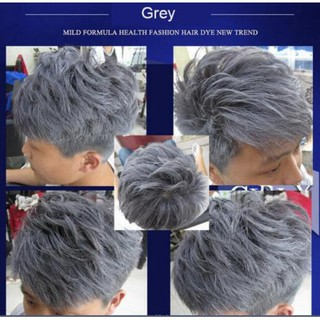 23226e094 ... 120g Unisex Hair Color Wax Mud Hair Dye Molding Hair Styling Coloring  Paste. like  3