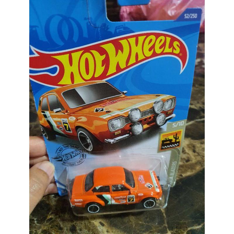 Hotwheel 70' Ford Escort RS1600