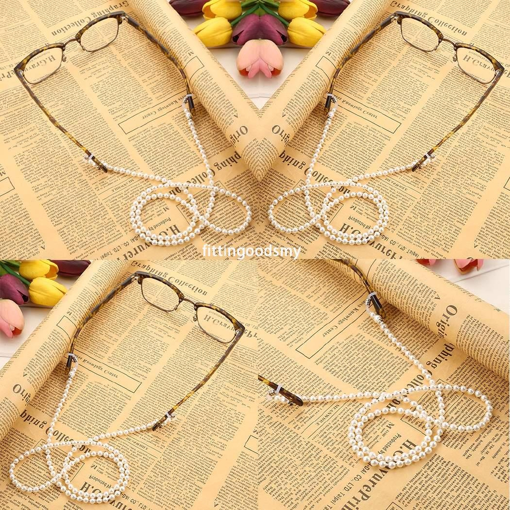 6933c4c95a47 ProductImage. ProductImage. fittingoods Eyeglass Non-Slip Eyewear Retainer  Glasses Holder Eyeglasses Cord