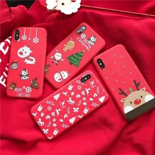 Christmas Phone Case Iphone 7.Christmas Phone Case Iphone 6 6s 7 8 Plus X Elk Dog Tree Tpu Cases Cover Iphone