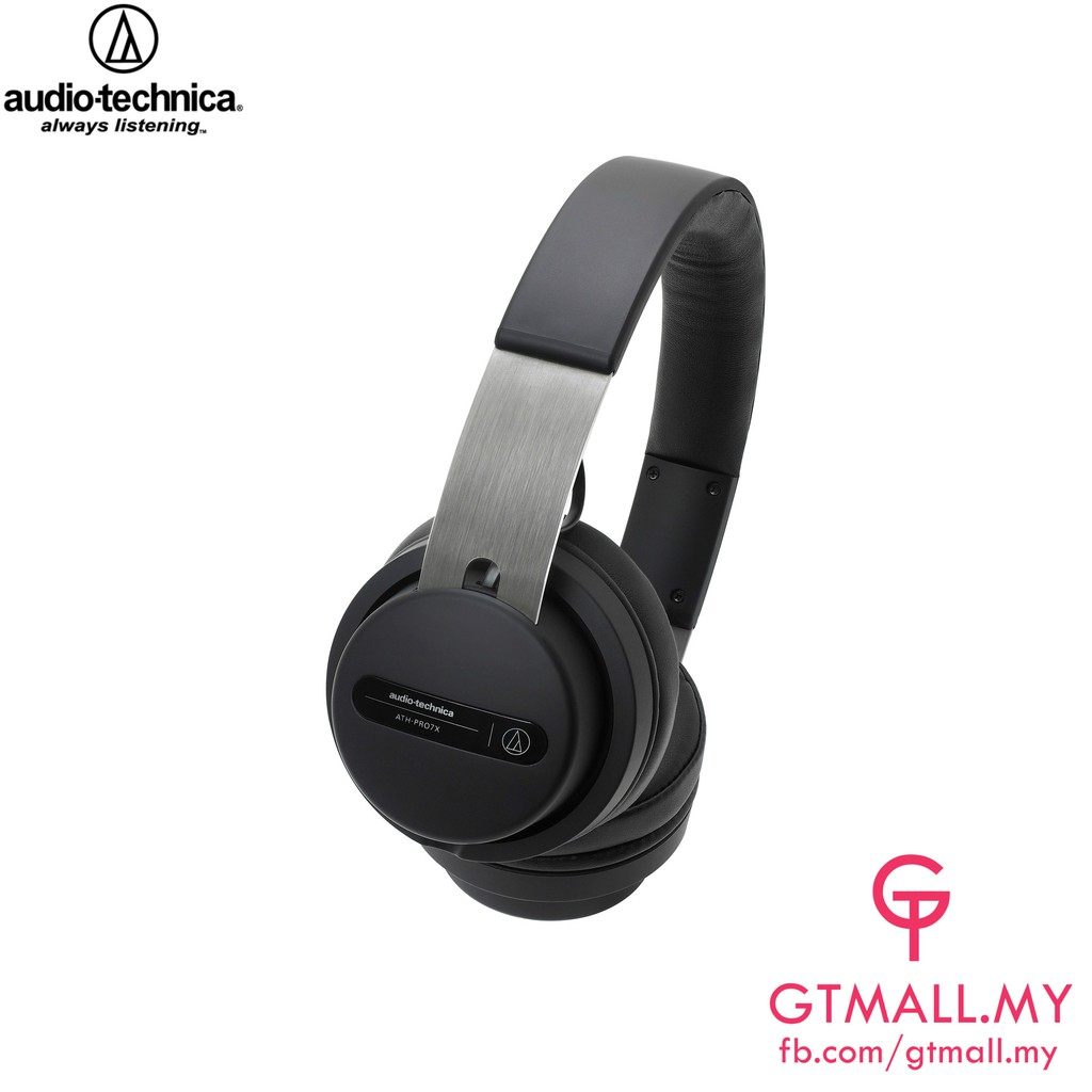 Audio Technica Ath M20x Professional Monitor Headphones Shopee Black Malaysia