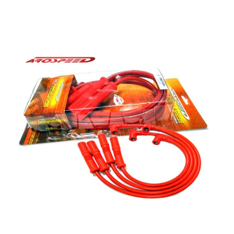 Arospeed Tri Core -Kia Spectra Plug Cable