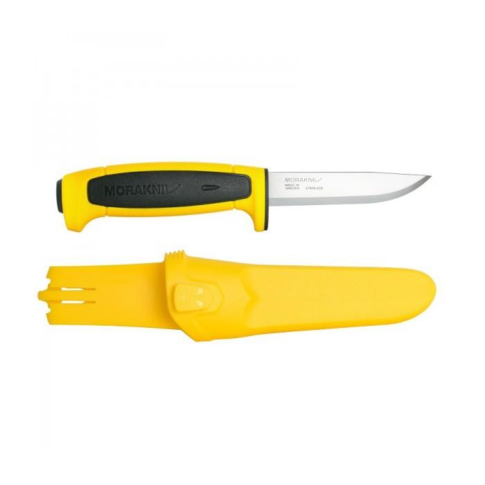 MoraKniv Basic 546 Yellow 2020 Limited Edition (S) Utility Knife 13711