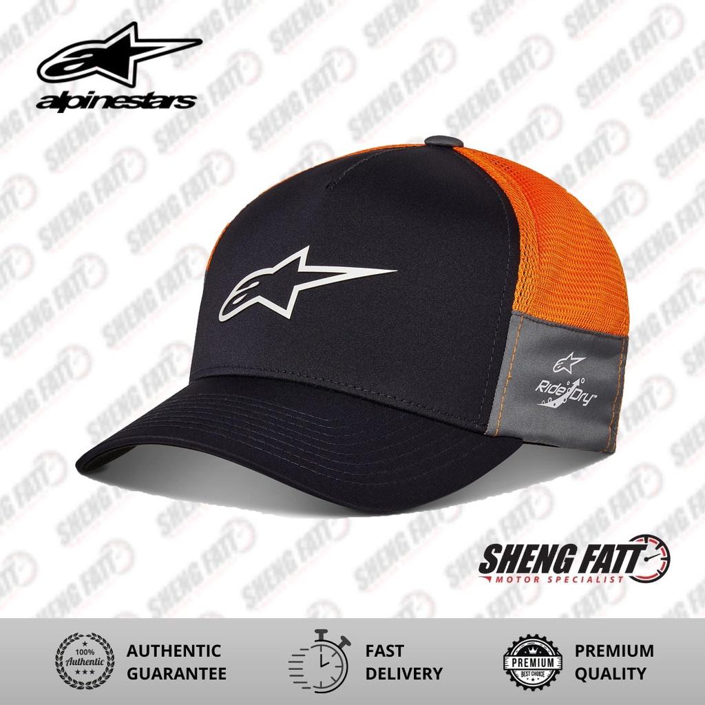 Alpinestars Foremost Tech (Navy/ Orange)