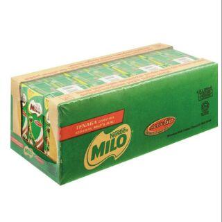 Nestle Milo Uht Activ-Go 24pack x 200ml