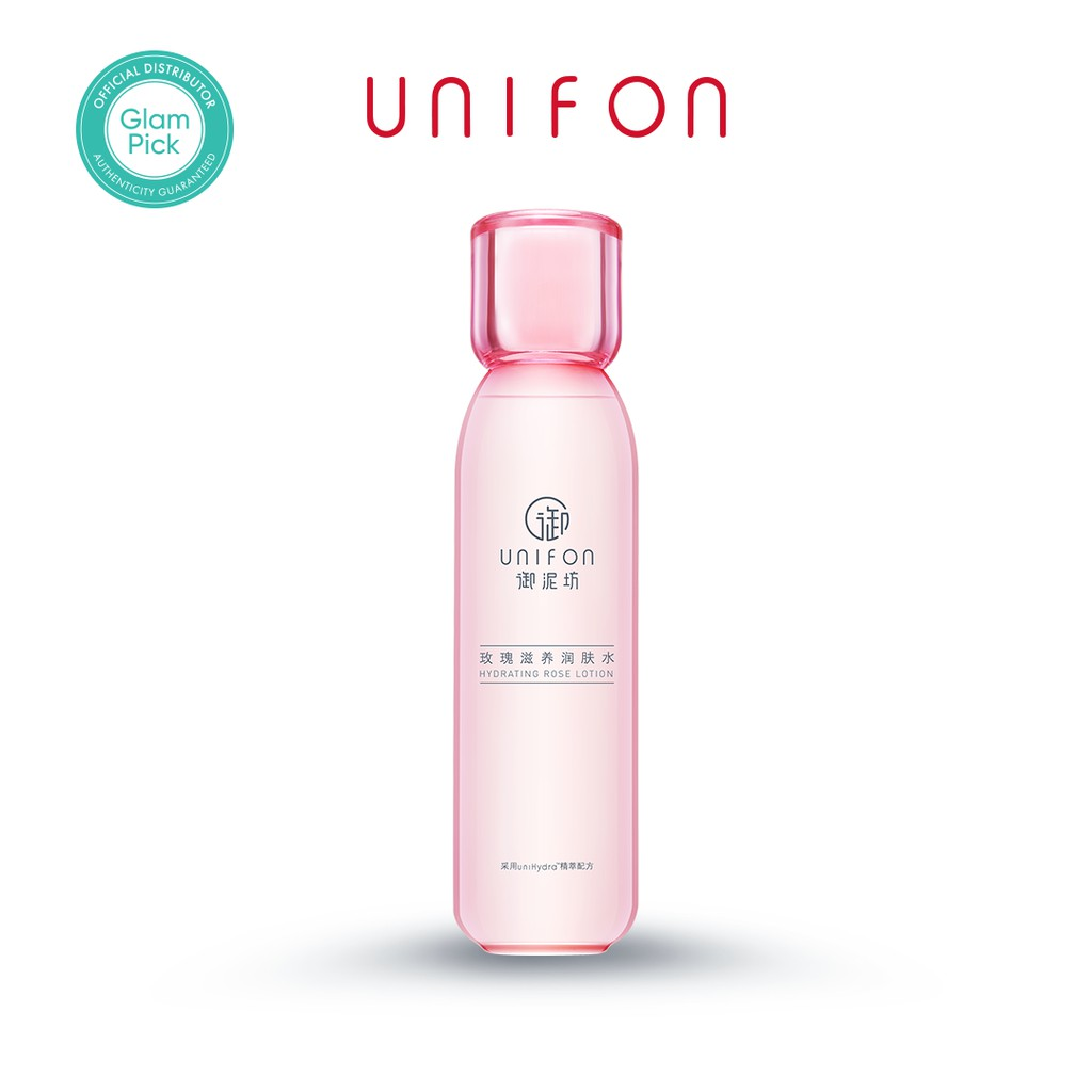 UNIFON Hydrating Rose Gentle Toner Lotion 150ml