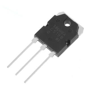 Pair A1941 + C5198 10A 200V Power Amplifier Silicon ...