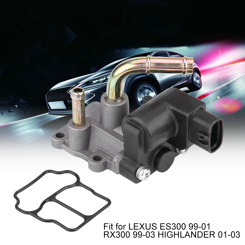 22270-20050 Idle Air Control Valve for Toyota Highlander Lexus ES300 RX300 3.0L