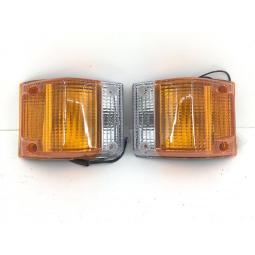 LH Door Mirror Turn Signal Lamps Lights For NISSAN SENTRA 2013-2016