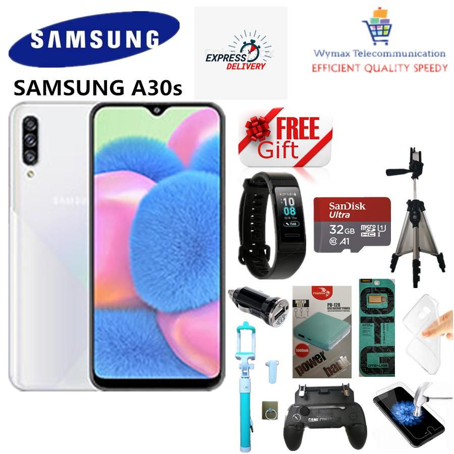 Samsung A30s 4GB RAM 64GB ROM