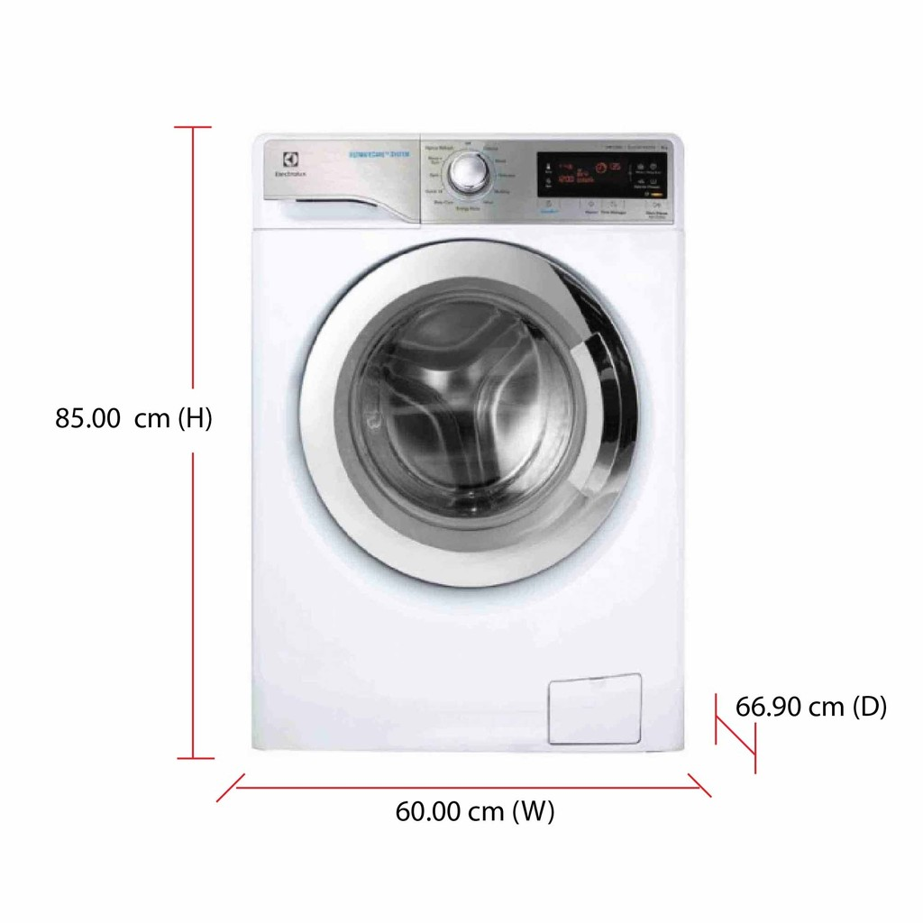 Electrolux Washing Machine EWF12933 (9 Kg) 1200 RPM 2017 new model | Shopee Malaysia