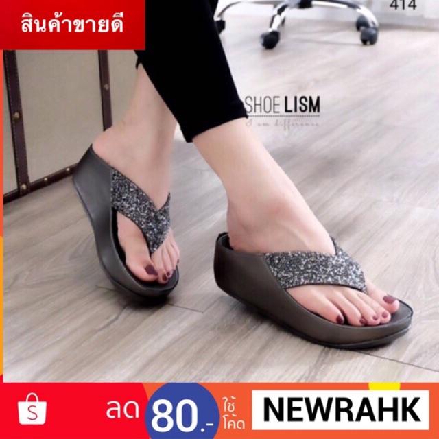 ♥โค๊ด NEWRAHK ลดเพิ่ม 80฿♥ รองเท้าเพื่อสุขภาพ ดูไฮโ