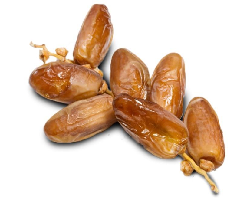 Dates, Bertangkai Deglet Nour, Tunisia, Halal, 500gm