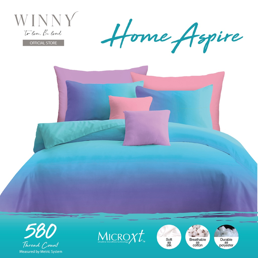 Winny Home Aspire Fitted Sheet Sets