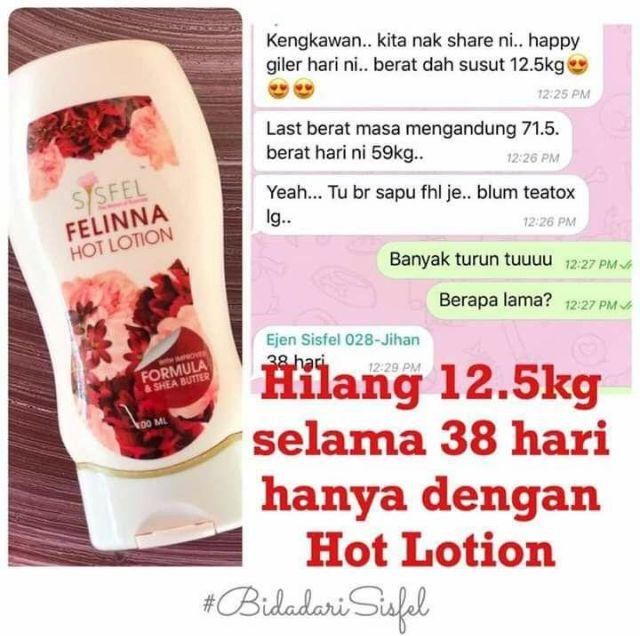 🔥Felinna Hot Lotion🔥 Slimming Lotion