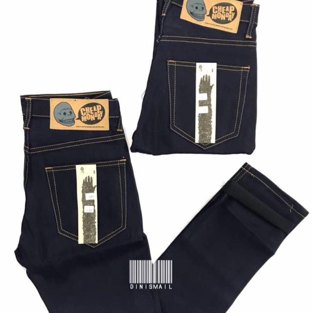 comprare popolare 5bbc4 b0fb8 Seluar jeans cheap monday lelaki
