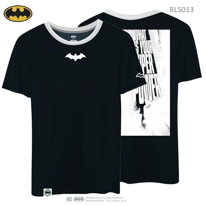BATMAN Tshirt Stretchable Tshirt Original Tee Graphic Tee 100% Cotton Tshirt BLS013