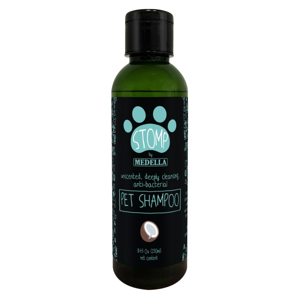 STOMP Virgin Coconut Oil Pet Shampoo (250ml)