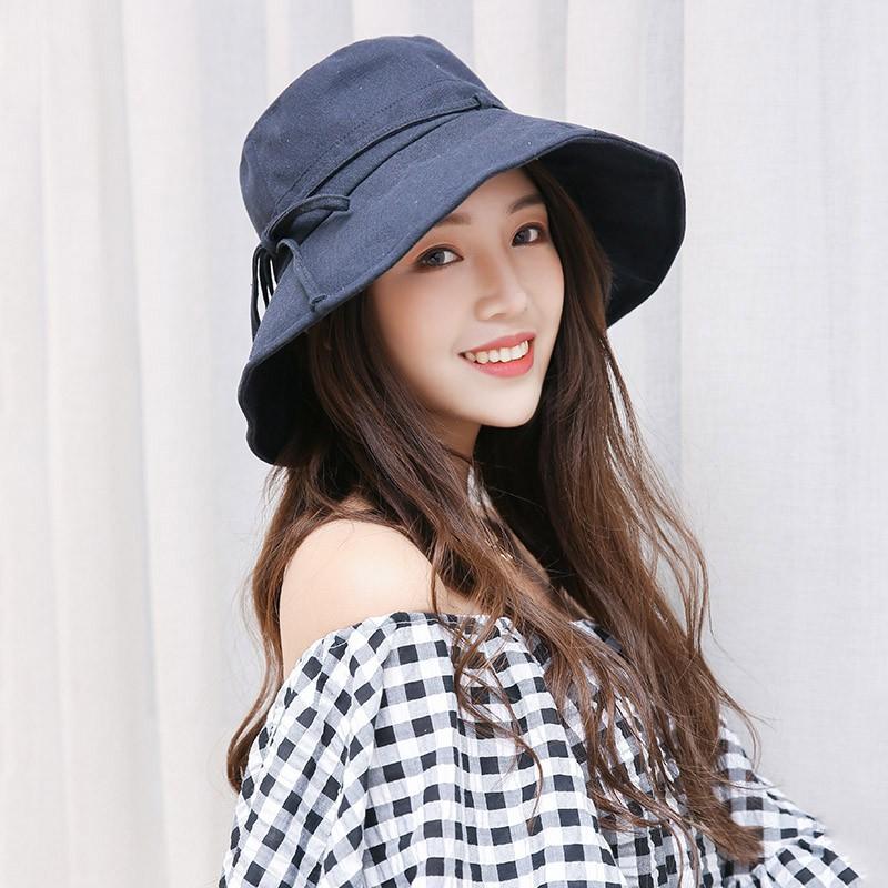 ae8e678e9a3 Korean wave visor British summer women s hat men s straw hat ...