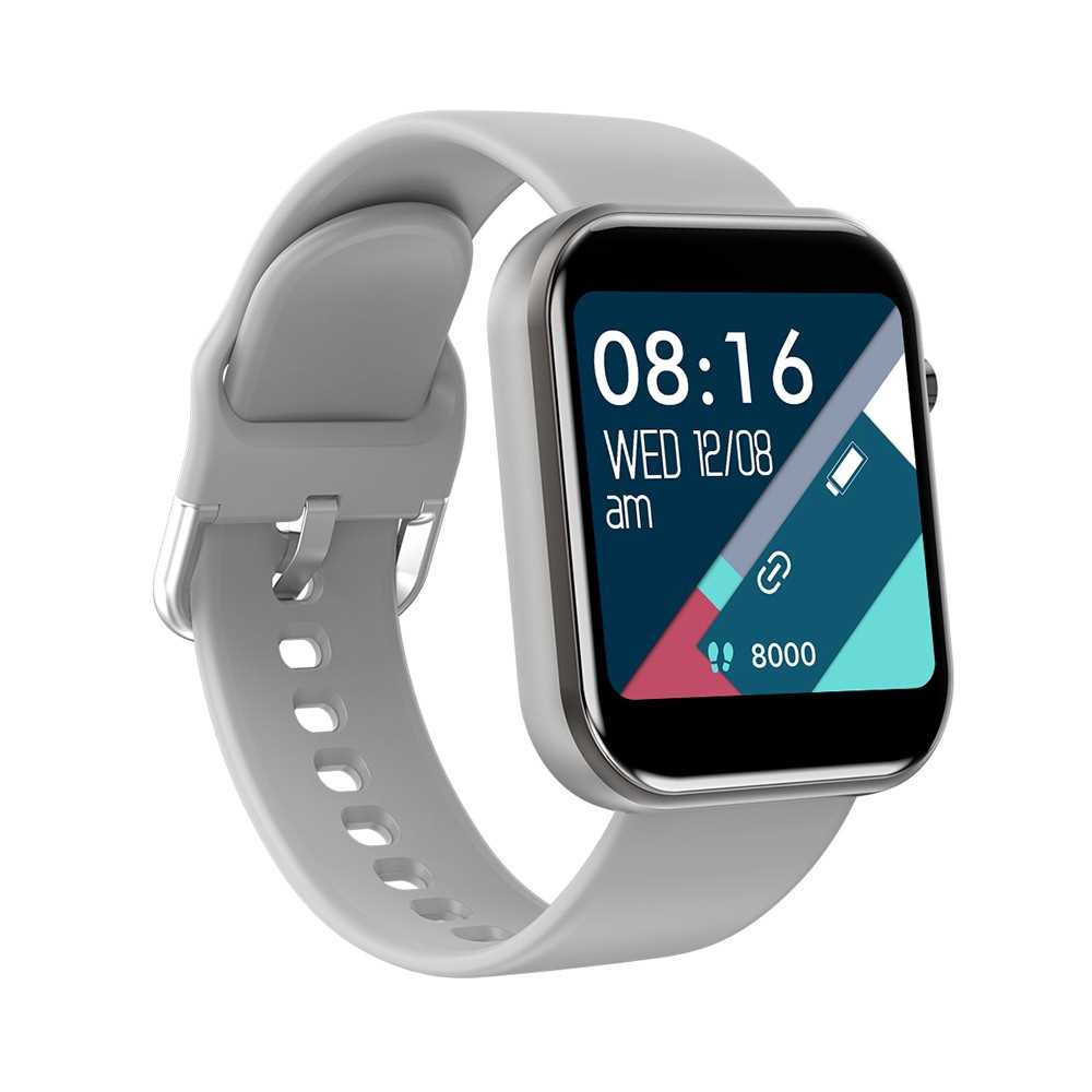 Smart Watch IP67 Water-resistance Multifunction Sport Watch with Heart Rate & Blood Pressure Monitor 1.54 IPS Touchscre