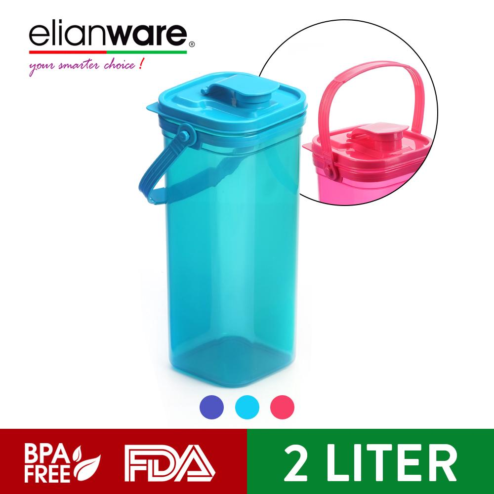 3L Water Tumbler Easy Carry Large Volume Water Bottle 3Litre