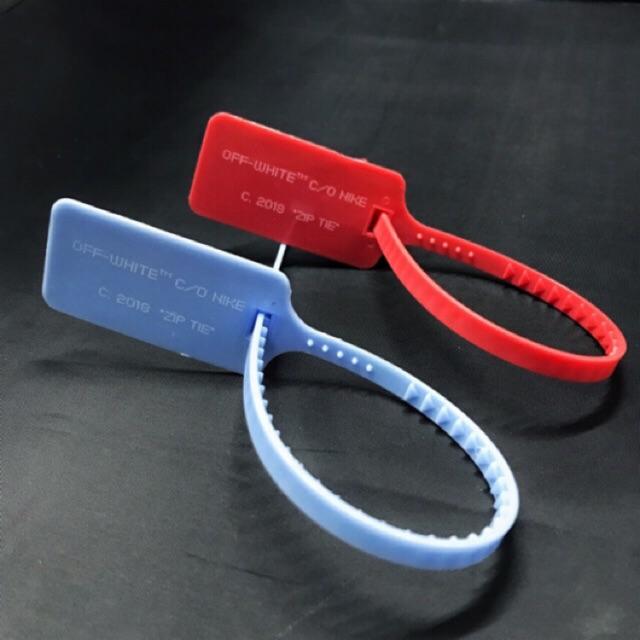 how to get a zip tie off