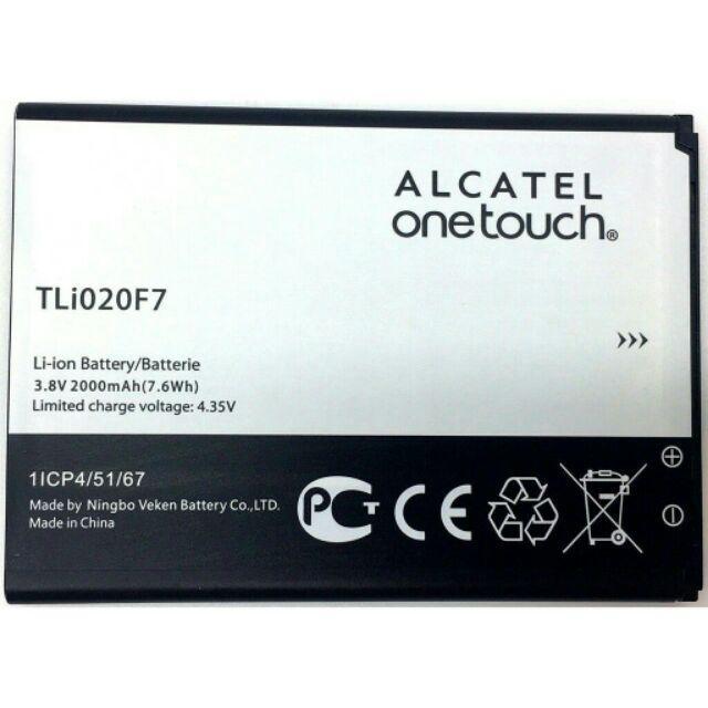 Alcatel Pixi 4 5 0 inch 5045T TLI020F7 Battery 2000mAH Ori