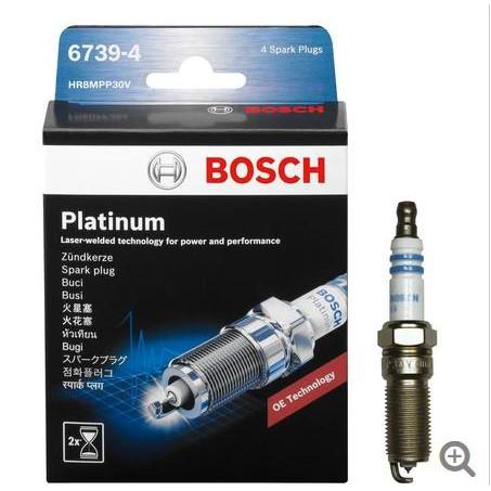 4x Audi A4 B7 2.0 Genuine Bosch Super 4 Spark Plugs