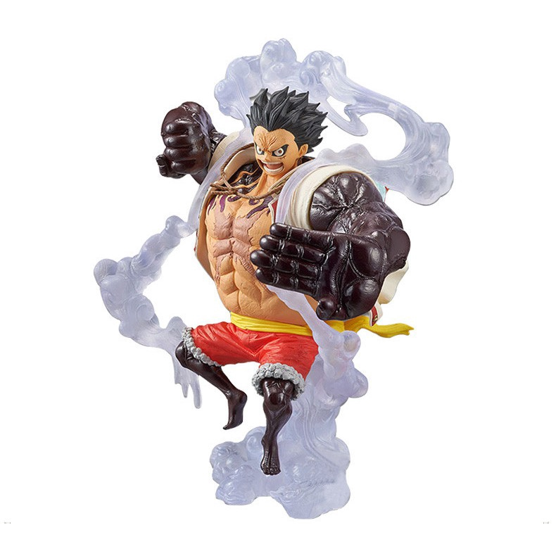 🔥One Piece King Of Artist Bound Man Gear Fourth Monkey D Luffy Action  Figures