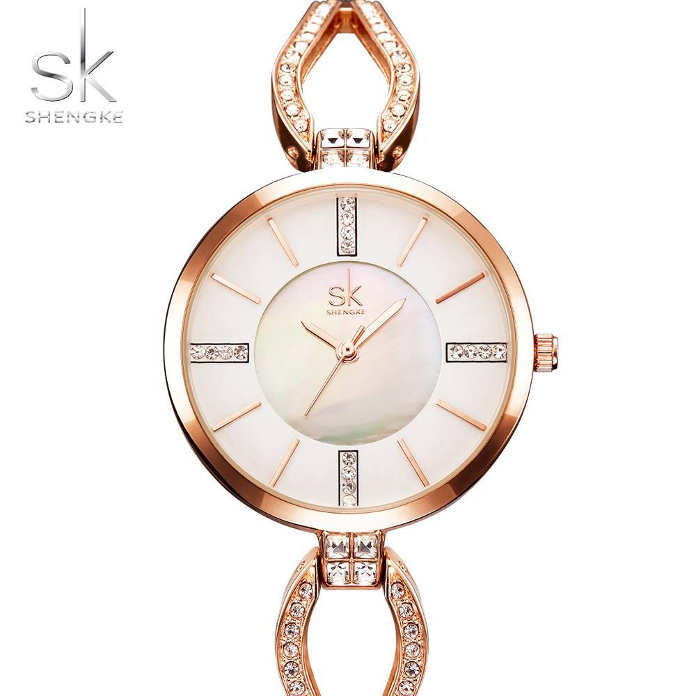 c38ea251e ProductImage. ProductImage. Brand Women Bracelet Watches Fashion Luxury Lady  Rhinestone Wristwatch Ladies Crystal