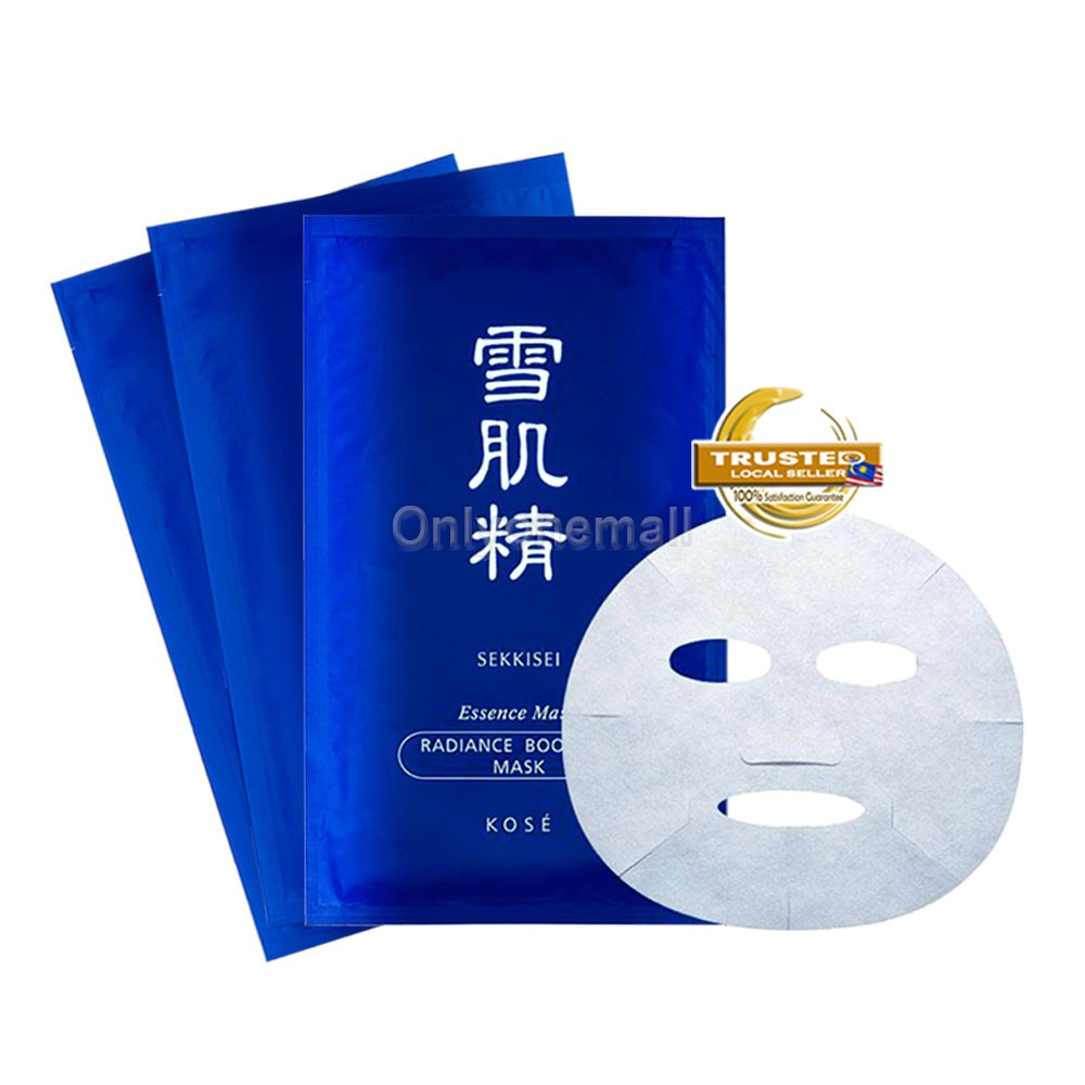 Kose SEKKISEI Essence Mask x 3pcs
