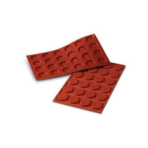 Silikomart, Multiportion Silicone Mould, Mini Florentins