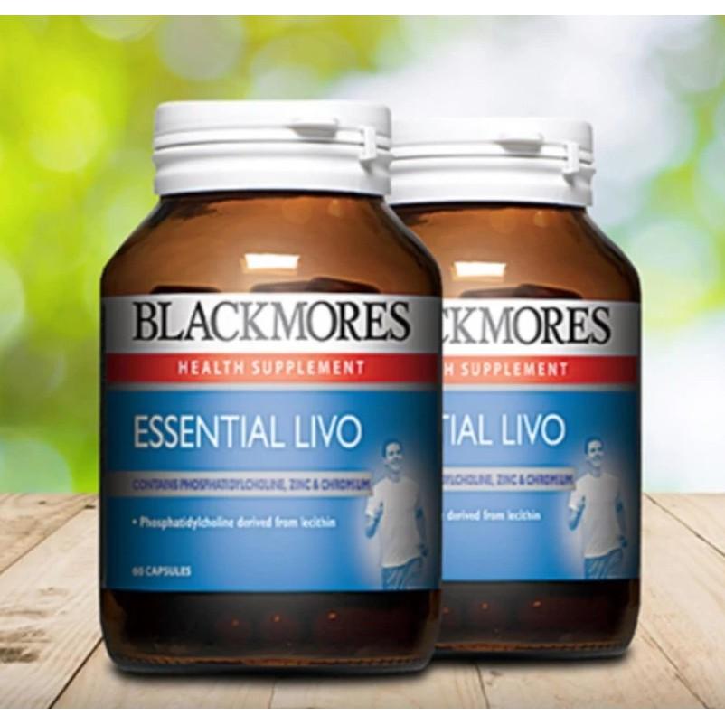 Blackmores Essential Livo 2x60\'s