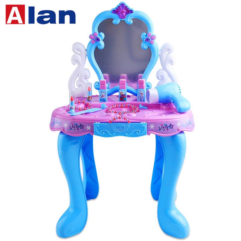 official photos 68e5f 1aada Disney girl 3-5-6 years old over dressing table toy children ...