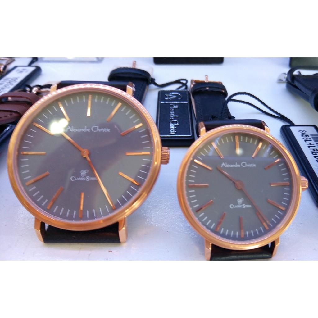 Polo Santa Barbara Original Watch Shopee Malaysia Alexandre Christie 8040md Jam Tangan Pasangan Stainless Steel Silver