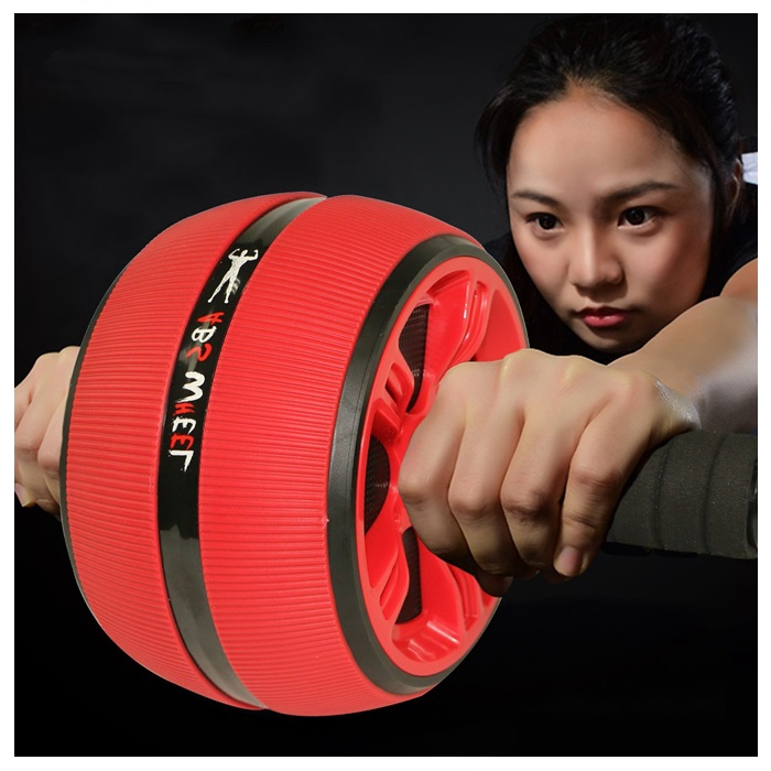 Super Large Silent Abdominal Roller Ab Wheel