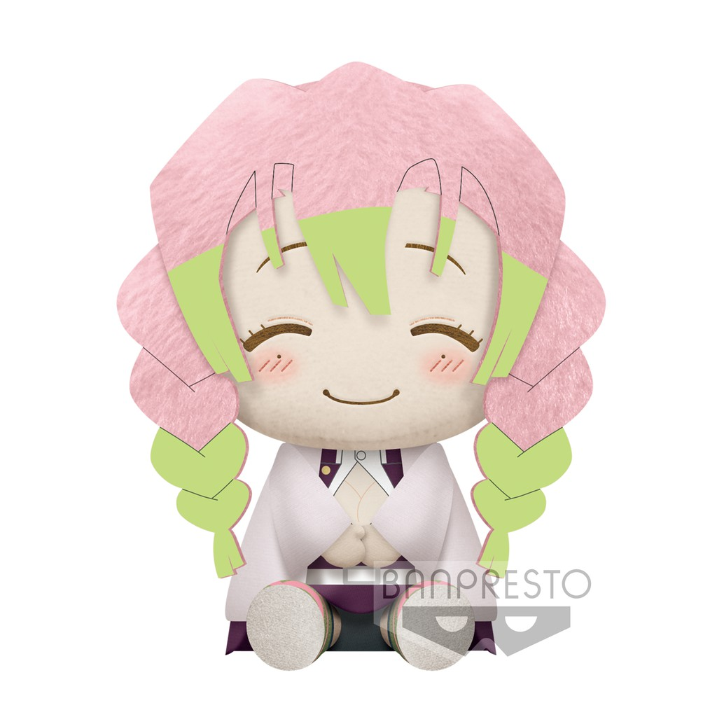 Banpresto Demon Slayer Kimetsu No Yaiba Big Plush Mitsuri Kanroji Muichiro Tokito A Mitsuri Kanroji Shopee Malaysia See over 681 kanroji mitsuri images on danbooru. banpresto demon slayer kimetsu no yaiba big plush mitsuri kanroji muichiro tokito a mitsuri kanroji