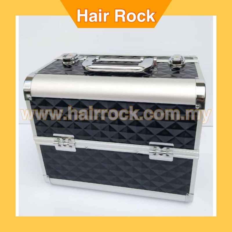 Universal Professional Steel Makeup Box