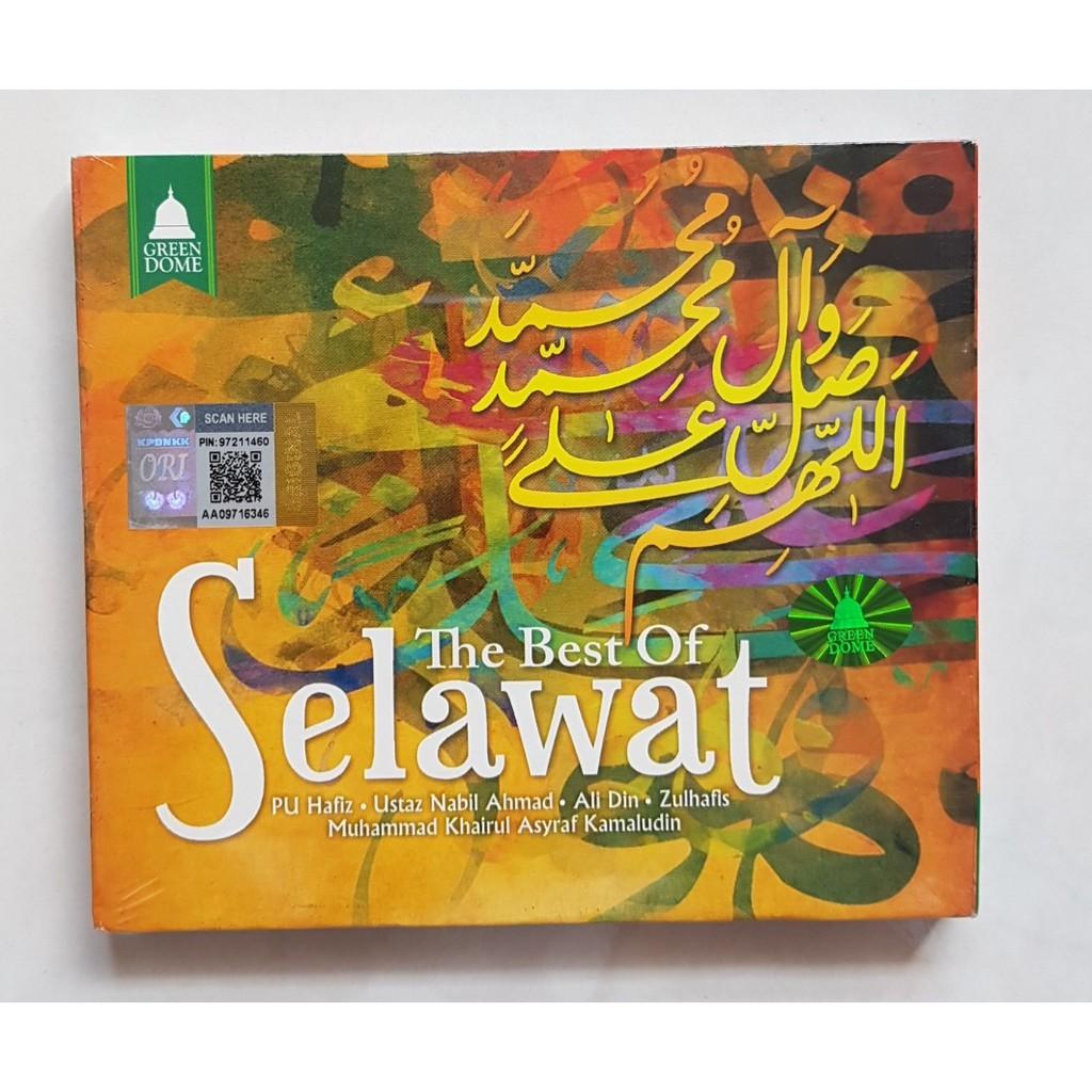 The Best of Selawat CD Album Lagu Islam