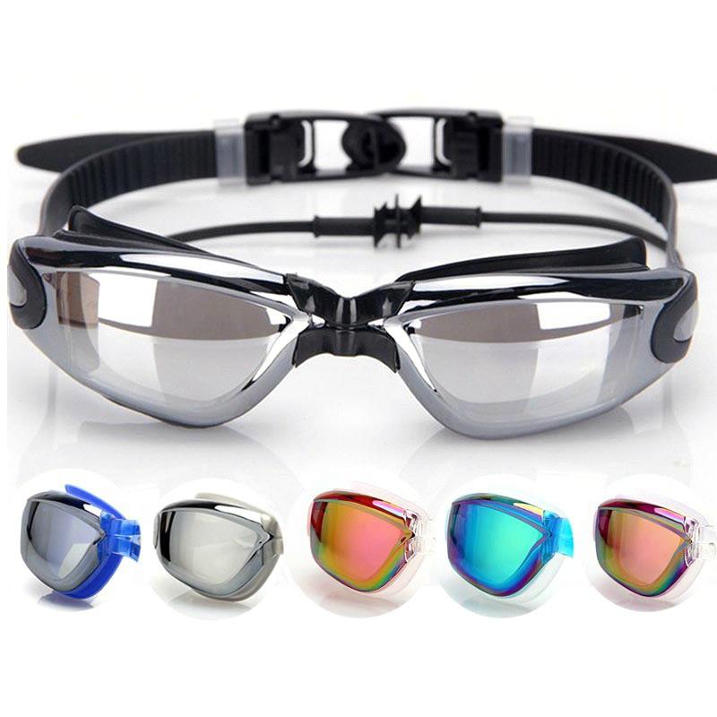 7b79f95ef67 Myopia Prescription Power Coating UV Swimming Goggles Goggle 1659.1 ...