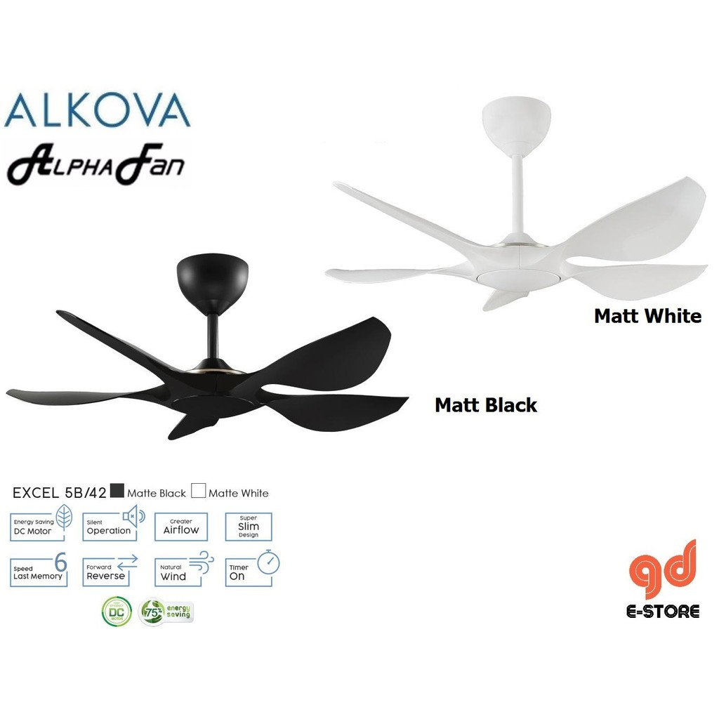 Alkova Alpha Excel 5b 42 Dc Motor