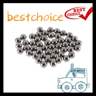 50Pcs Replacement 4mm 5mm 6mm 8mm 9mm 10mm Bike Bicycle Steel Ball Bearing 38